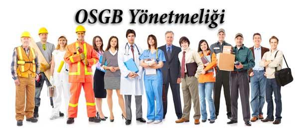 OSGB Yönetmeliği